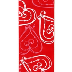 Amadore Valentines Day Ribbon