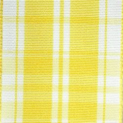 Light Yellow Beverly, Wire Edge Ribbon