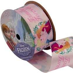 Family Forever Frozen Ribbon