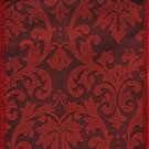 Burgundy Babbage Jacquard Ribbon