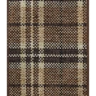 Brown Hastings Wire Edge Plaid