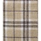 Tan Hastings Wire Edge Plaid