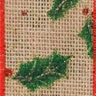 Holly Time, Burlap