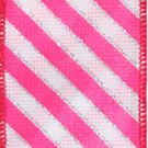 Slider, Wire Edge Pink